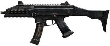 ČZ Scorpion EVO 3